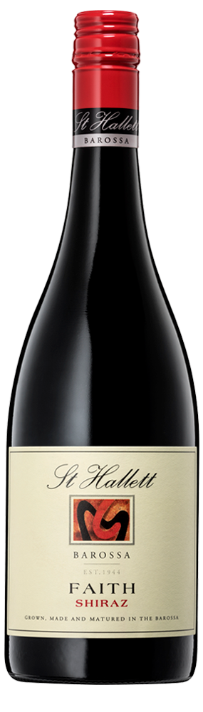 2017 Faith Shiraz