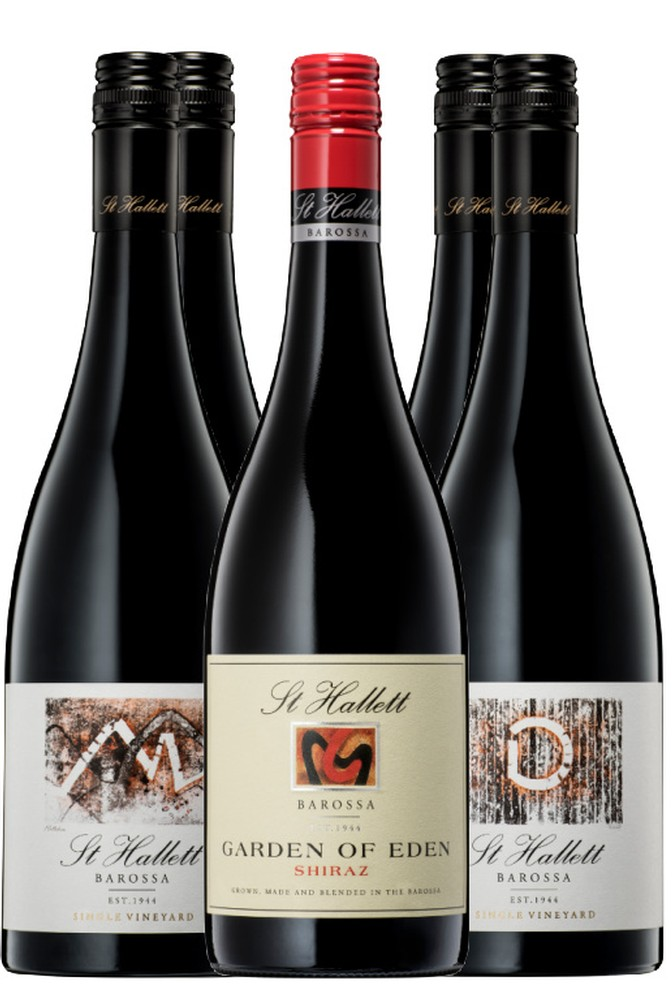 Cool Climate Shiraz Collection